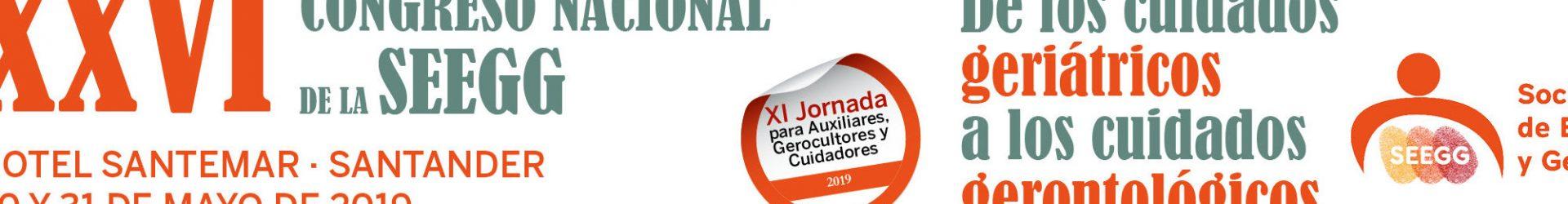 El próximo 30 de mayo se inaugurará en Santander el XXVI Congreso Nacional de la SEEGG
